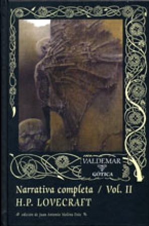 Narrativa completa, 2 de H. P. Lovecraft