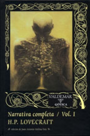 Narrativa completa, 1 de H. P. Lovecraft