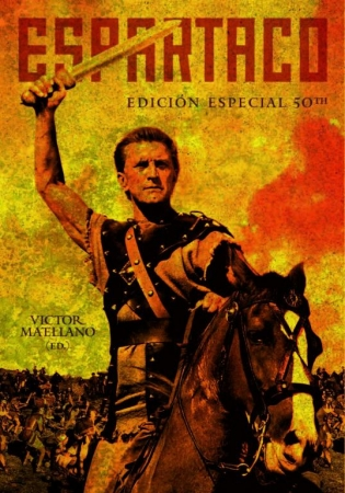 ESPARTACO Edición Especial 50TH  de  Víctor Matellano (Ed.)