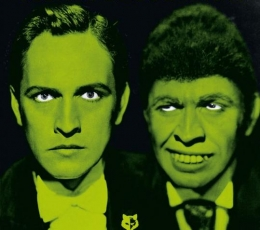 LA MARCA DE DOCTOR JEKYLL & MISTER HYDE / Luis...