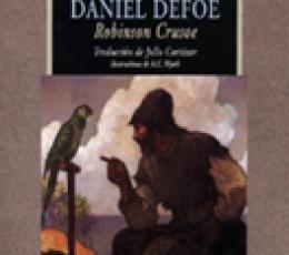 Robinson Crusoe de Daniel Defoe