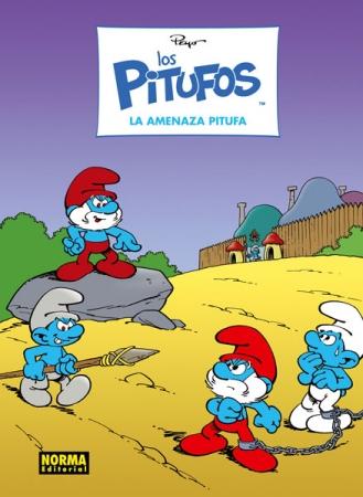 LA AMENAZA PITUFA / ESTUDIO PEYO