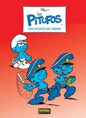 LOS PITUFOS DEL ORDEN / ESTUDIO PEYO