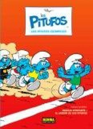 LOS PITUFOS OLÍMPICOS / ESTUDIO PEYO