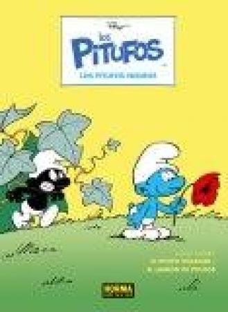 LOS PITUFOS NEGROS / ESTUDIO PEYO