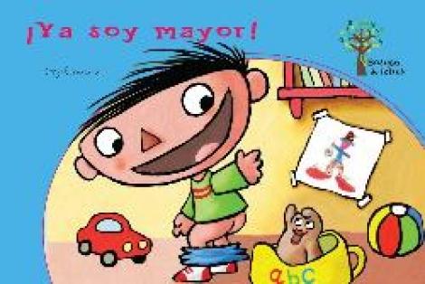YA SOY MAYOR!/BOSQUE DE LETRAS / CAMARA, SERGI