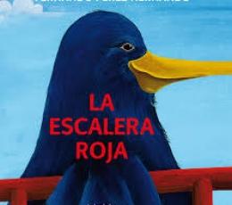 LA ESCALERA ROJA / PEREZ HERNANDO, FERNANDO
