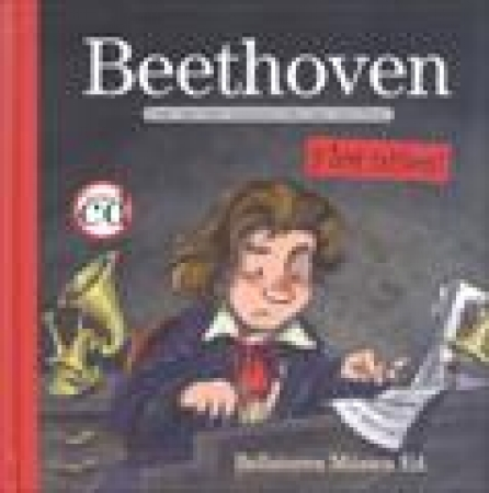 BEETHOVEN Y LOS NIÑOS + CD / SUBI (JOAN SUBIRANA QUERALT) / OBIOLS, ANNA / BESSES, ANTONI