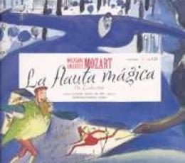LA FLAUTA MAGICA + CD (HIPOTESI)