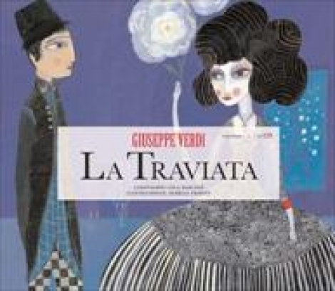LA TRAVIATA+ CD / RONTY, AURELIA / VERDI, GIUSEPPE / BARCELO, LOLA