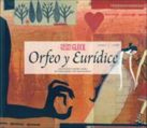 ORFEO Y EURIDICE + CD / AZARA, PEDRO / MONTSERRAT, PEP / GLUCK, CHRISTOPH WILLIBALD