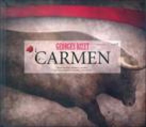 CARMEN + CD / PACHECO, GABRIEL / BIZET, GEORGES / LLORET, TERESA