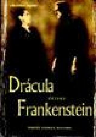 DRACULA VERSUS FRANKENSTEIN / GOMEZ RIVERO, ANGEL