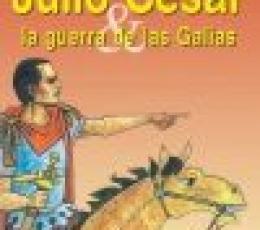 JULIO CESAR & LA GUERRA DE LAS GALIAS / ZARKA,...