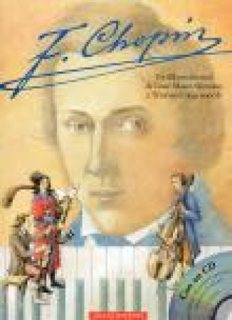 F. CHOPIN + CD  / MAYER-SKUMANZ / OPGENOORTH