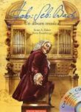 JOHANN SEBASTIAN BACH + CD/ EKKER / EISENBURGER