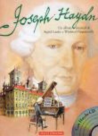 JOSEPH HAYDN + CD / LAUBE, S. / OPGENOORTH, W.