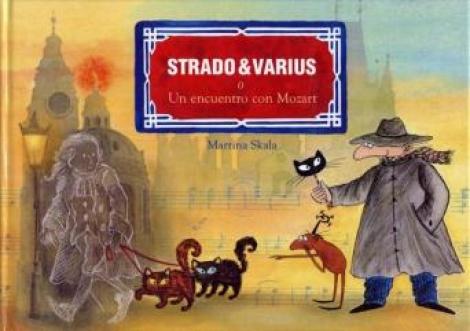 STRADO&VARIUS UN ENCUENTRO CON MOZART / SKALA, MARTINA