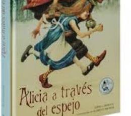 ALICIA A TRAVES DEL ESPEJO