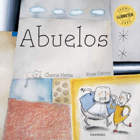 ABUELOS / OSUNA ALCALAYA, ROSA/ HERAS VARELA, CHEMA