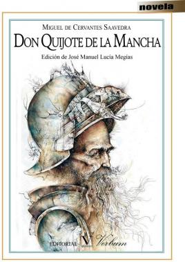 DON QUIJOTE DE LA MANCHA (VERBUM) / DE CERVANTES SAAVEDRA, MIGUEL/  LUCIA MEGIAS, JOSE MANUEL