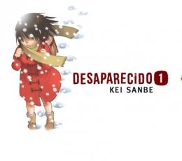DESAPARECIDO 01 / SANBE, KEI