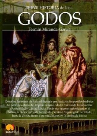 GODOS/BREVE HISTORIA / MIRANDA-GARCIA, FERMIN