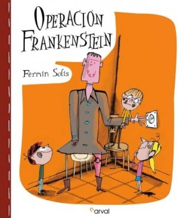 OPERACION FRANKENSTEIN / SOLIS, FERMIN