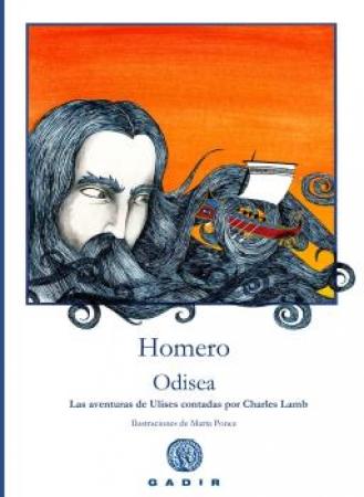 ODISEA (GADIR)/ HOMERO/ PONCE, MARTA