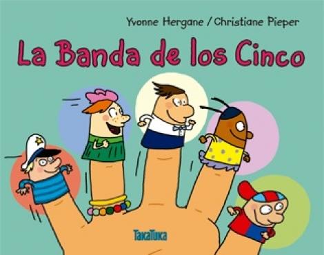 LA BANDA DE LOS CINCO / PIEPER, CHRISTIANE / HERGANE, YVONNE