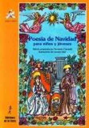 POESIA DE NAVIDAD PARA NIÑOS Y JOVENES / SAEZ, CARMEN / CARRATALA TERUEL, FERNANDO