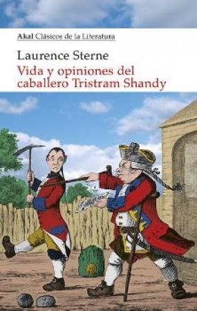 VIDA Y OPINIONES DEL CABALLERO TRISTRAM SHANDY  / STERNE, LAWRENCE