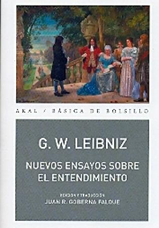 NUEVOS ENSAYOS SOBRE EL ENTENDIMIENTO / LEIBNIZ, GOTTFRIED WILHELM  / GOBERNA FALQUE, JUAN R.