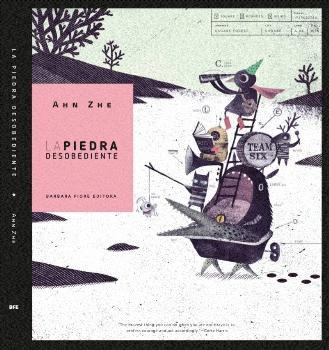 LA PIEDRA DESOBEDIENTE / ZHE, AHN