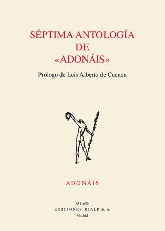 """SEPTIMA ANTOLOGIA DE """"ADONAIS"""""""