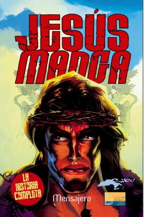 JESUS MANGA/LA HISTORIA COMPLETA / SIKU