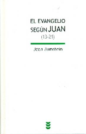 WL EVANGELIO SEGUN JUAN / ZUMSTEIN, JEAN