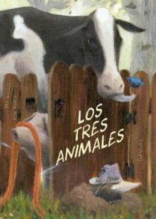 LOS TRES ANIMALES / AMATE, KIM / MOLIST, PEP