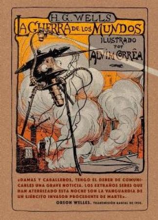 LA GUERRA DE LOS MUNDOS / WELLS, HERBERT GEORGE /  CORREA, ALVIM