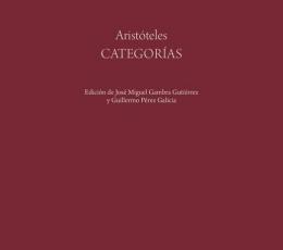 CATEGORIAS / ARISTOTELES / GAMBRA GUTIERREZ, JOSE...