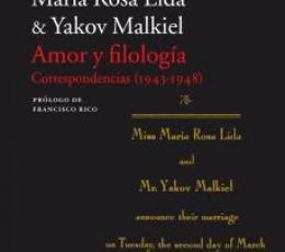 AMOR Y FILOLOGIA/CORRESPONDENCIAS (1943-1948) /...