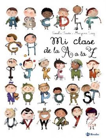 MI CLASE DE LA A A LA Z / ITOÏZ, MAYANA /  SAUDO, CORALIE