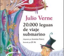 20.000 LEGUAS DE VIAJE SUBMARINO (UNALUNA) /...