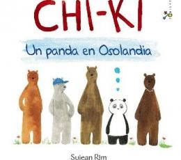 CHI-KI/UN PANDA EN OSOLANDIA / RIM, SUJEAN