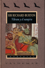 Vikram y el vampiro de Richard Burton