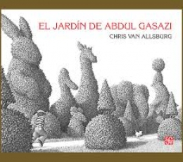 JARDIN DE ABDUL GASAZI, EL / VAN ALLSBURG, CHRIS