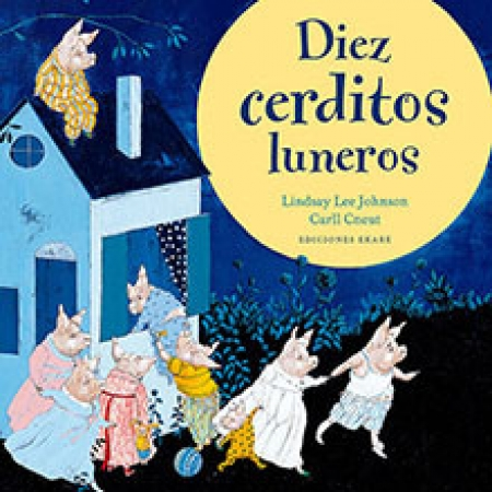 DIEZ CERDITOS LUNEROS / CNEUT, CARLL /  LEE JOHNSON, LINDSAY
