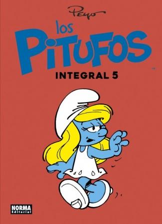 """PITUFOS, LOS 05 """"INTEGRAL"""" / PEYO"""