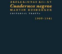 CUADERNOS NEGROS /REFLEXIONES XII-XV / HEIDEGGER,...