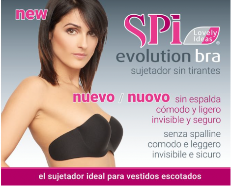 EVOLUTION BRA SPI